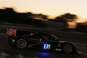 Rossiter and Weeda to race Lola LMP2 at Spa